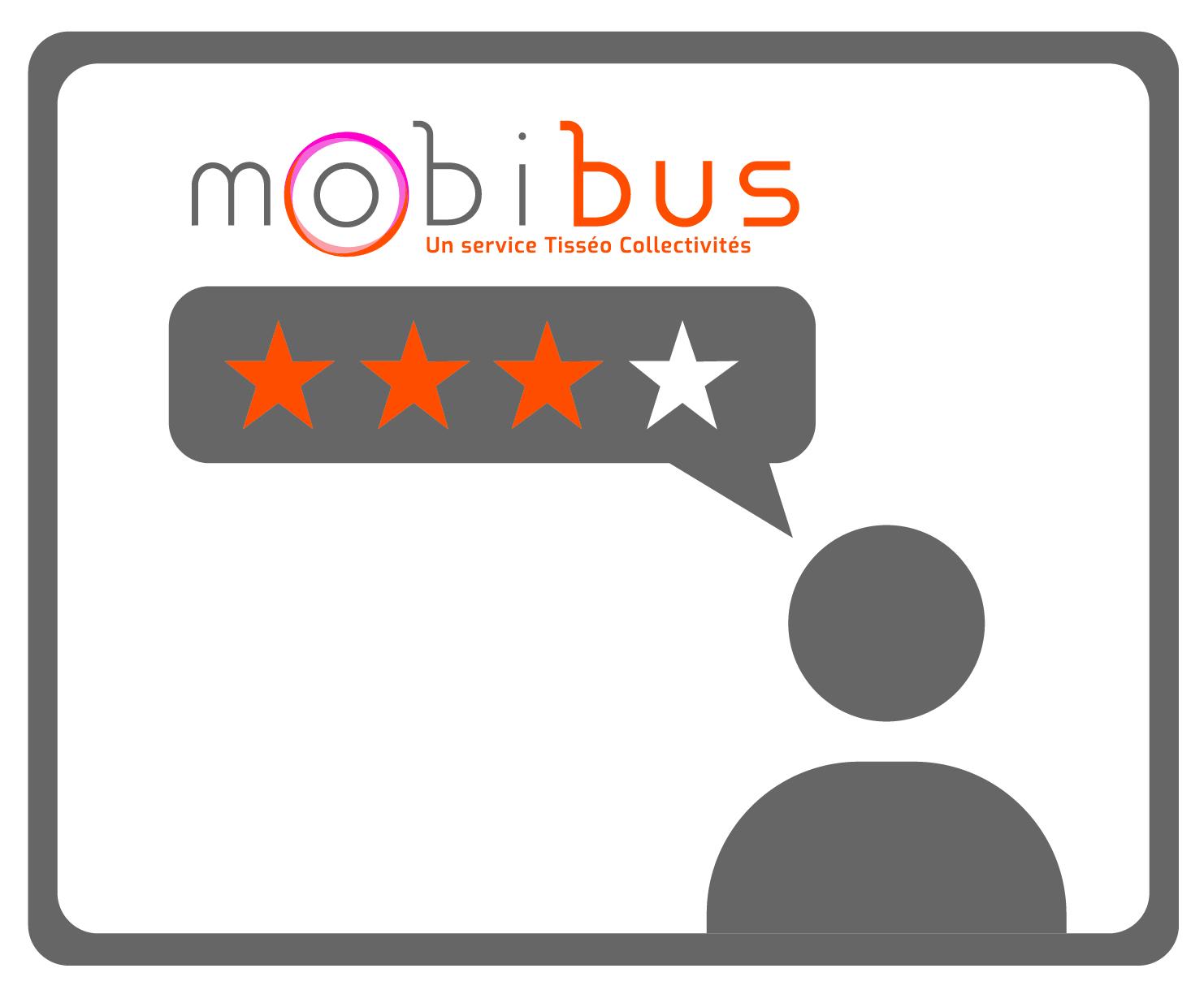 Enquête de satisfaction des usagers Mobibus